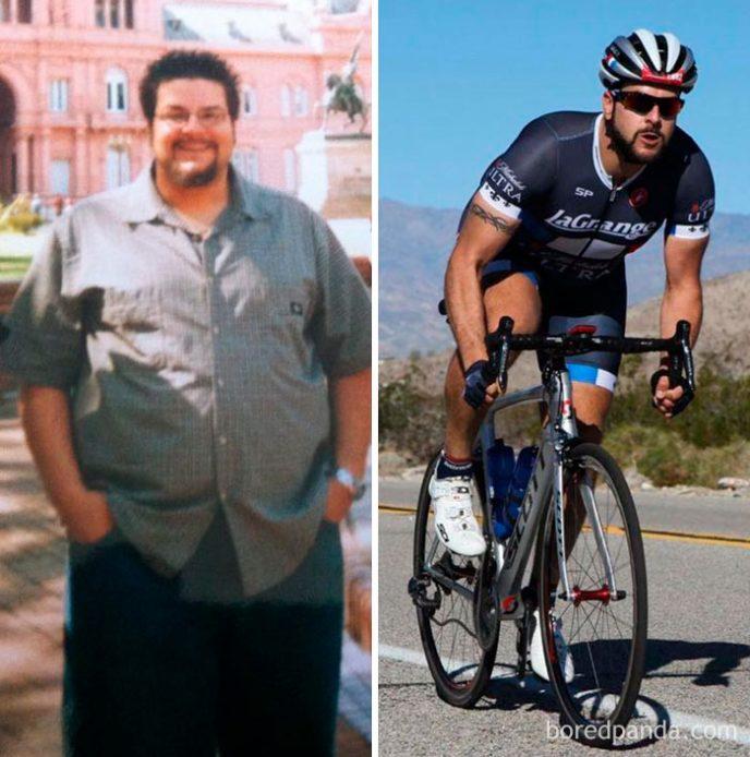 Как похудеть на велосипеде мужику
