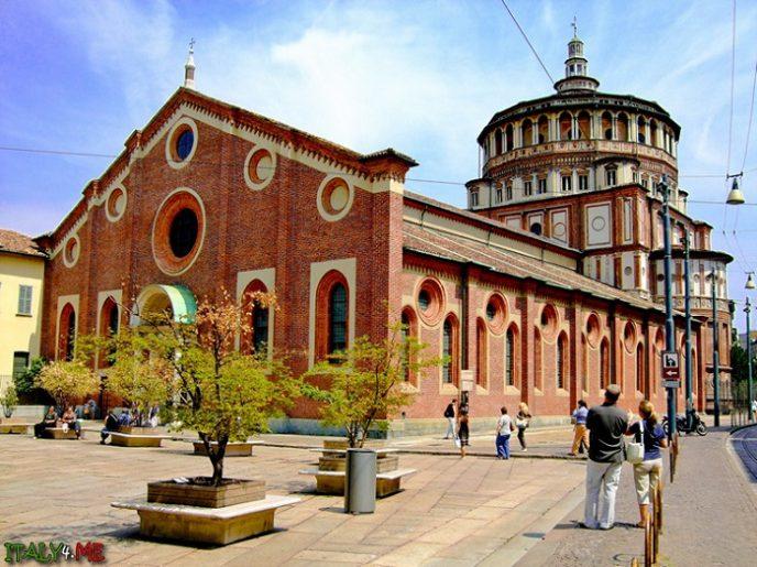 cerkov-santa-maria-delle-grazie-v-Milane