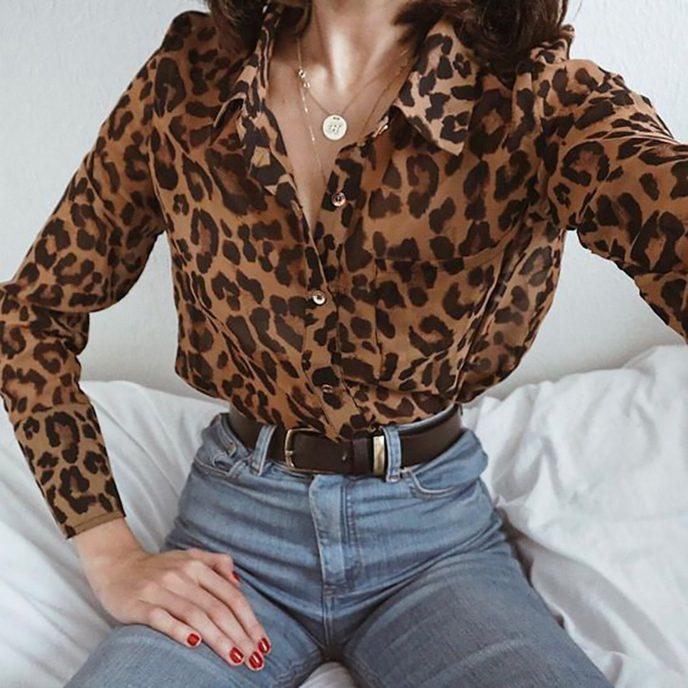 Стильный леопардовый принт: 12 вещей, которые точно вам ... - photo#30