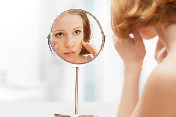 высыпания на лице выпадение волос