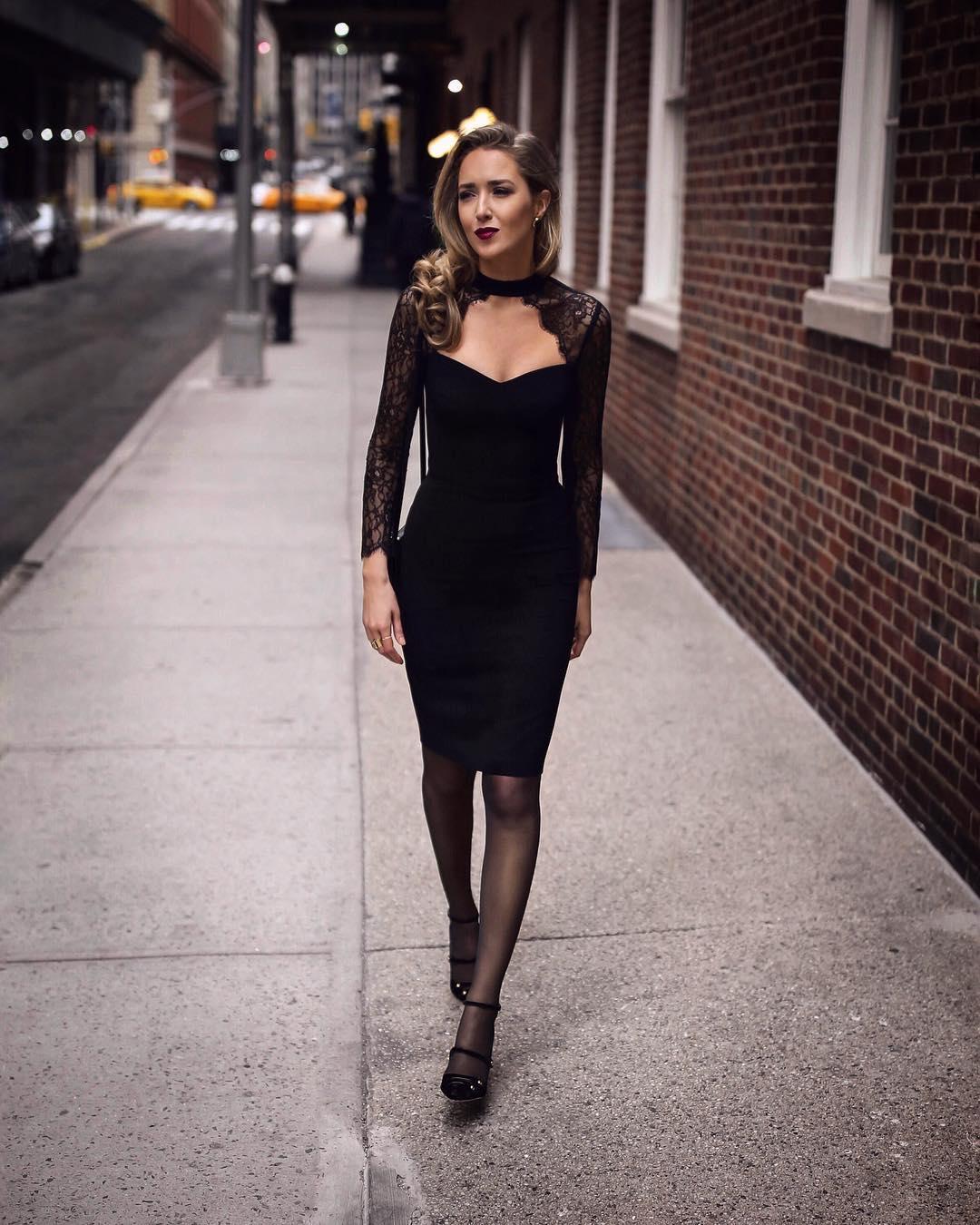 самый черное платье с туфлями картинки первой отец