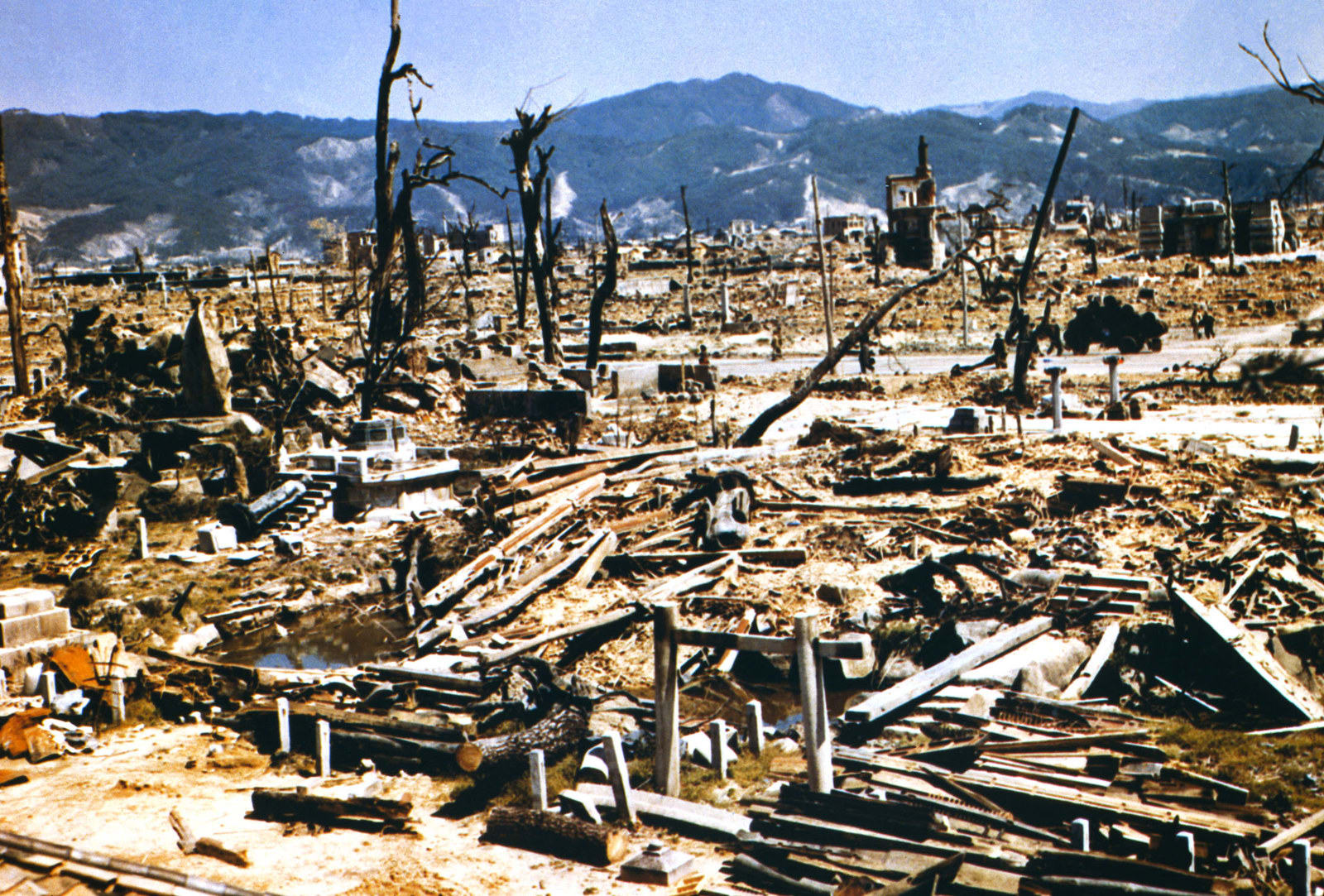 the history and results of bombing hiroshima