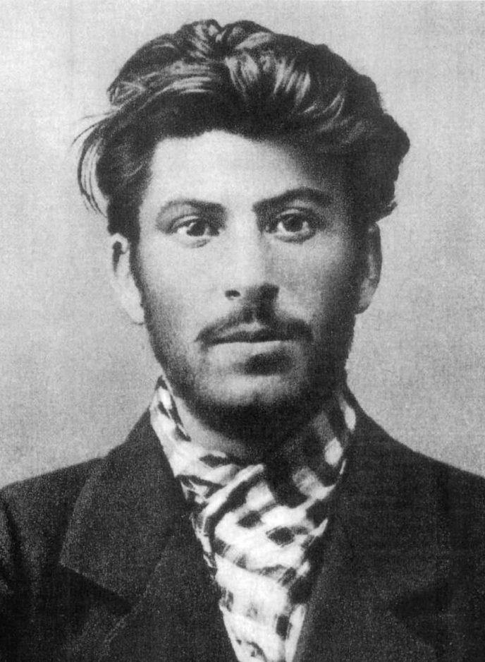 Редкие исторические кадры: Молодой Иосиф Сталин на фотографиях 1894-1919 гг. 1