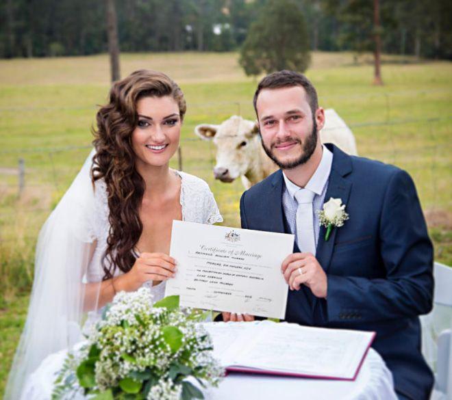 Запорола свадебные фото создания подобия