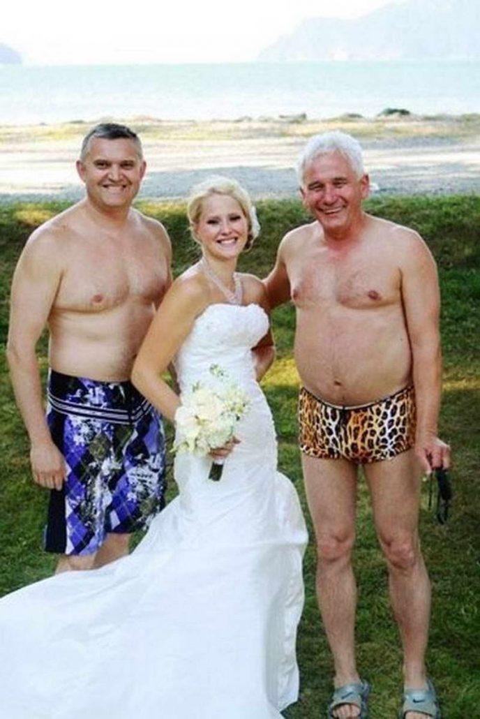 самые смешные свадебные пары фото хлеба