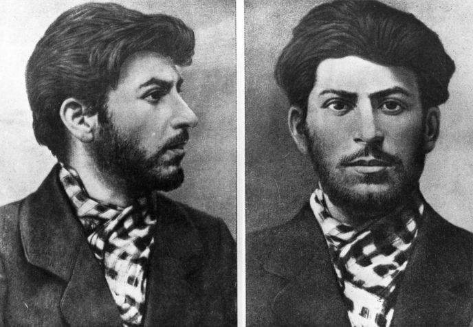 Редкие исторические кадры: Молодой Иосиф Сталин на фотографиях 1894-1919 гг. 3