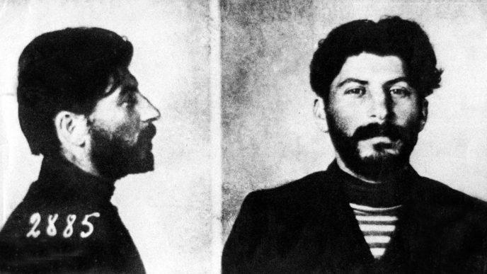 Редкие исторические кадры: Молодой Иосиф Сталин на фотографиях 1894-1919 гг. 5
